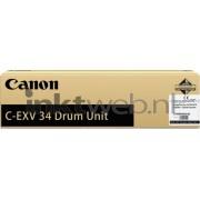 Canon C-EXV34 - zwart