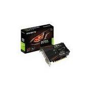 Placa de Vídeo VGA Gigabyte NVIDIA GeForce GTX 1050 Ti OC 4G - GV-N105TOC-4GD