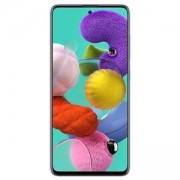 Смартфон Samsung SM-A515 GALAXY A51 128 GB, 4GB RAM, 6.5 инча, 1080x2400, 48.0 MP + 12.0 MP + 5.0 MP + 5.0 MP, 4000 mAh, 4G, Dual SIM, Black