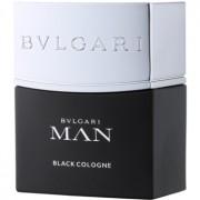 Bvlgari Man Black Cologne Eau de Toilette para homens 30 ml