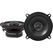 "Alpine - 5-1/4"" 2-Way Car Speakers with Carbon Fiber Reinforced Plastic Cones (Pair) - Black"