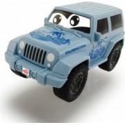 Masina Dickie Toys Jeep Wrangler albastru