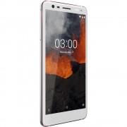 """Smart telefon Nokia 3.1 DS Beli 5.2""""HD+ IPS, OC 1.5 GHz/2GB/16GB/13&8Mpix/4G/Android 8.0"""