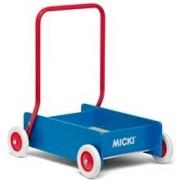 Micki Lära-gå-vagn Classic