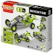Конструктор Енджино Изобретател - 8 модела коли - Engino, 150005