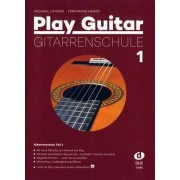 Edition Dux Play Guitar Vol.1