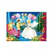 Puzzle 104 Princesa Cenicienta Baile - Clementoni