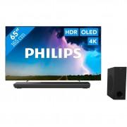 Philips 65OLED754 - Ambilight + Soundbar