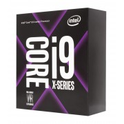 Intel Core ® ™ i9-7940X X-series Processor (19.25M Cache, up to 4.30 GHz) 3.1GHz 19.25MB Smart Cache Box