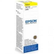 Bočica dopuna Epson T6734 yellow, L800 70ml/do 1800 fotografija 10x15cm