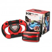 Gear2Play 3D Simulator Set VR Real Feel Racing Red and Black VR49400