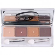 Clinique All About Shadow Quad sombras tom 03 Morning Java 4,8 g