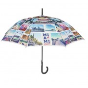 Blooming Brollies Umbrela pentru femei The Cities Theme The Walking Stick 25826MI