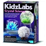 Great Gizmos 4M Kidz Labs Crystal Science Kit