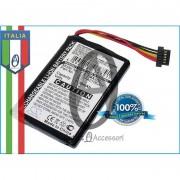 Batteria Originale PER GPS TomTom Tom Tom 1EK0.052.024 EK0.001.02 One 140 One 140S One 140S US