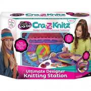 Studio de crosetat Cra-Z-Art cza_17118 Ultimate Designer Cra-Z-Knitz