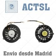 Ventilador Fan para portátil Dell Studio 1450 1457 1458