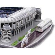 Puzzle 3D Stadion Real madrid - Santiago Bernabeu (Spania) Nanostad