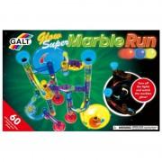 Super Marble Run Set reflectorizant 60 piese Galt