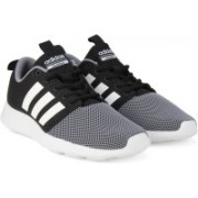 ADIDAS NEO CLOUDFOAM SWIFT RACER Sneakers For Men(Black, Grey)