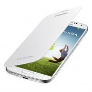 Funda libro Samsung EF-FI950BW blanca para Galaxy S4
