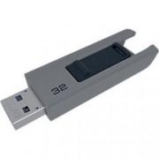 EMTEC USB 3.0 Flash Drive B250 Slide 32 GB Grey