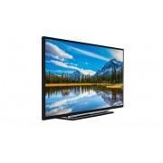 "Toshiba 43L3863DG LED TV 43"" Full HD, SMART, T2, black/gray, frame stand"
