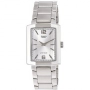 Casio Enticer Analog Silver Dial Mens Watch - MTP-1233D-7ADF (A190)