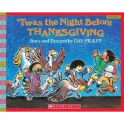 'Twas the Night Before Thanksgiving, Paperback