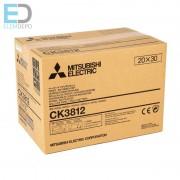 Mitsubishi CK3812 1 roll=110 prints A4
