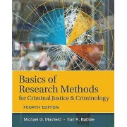 Basics of Research Methods for Criminal Justice and Criminology by ...