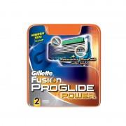 Rezerve aparat de ras Gillette Fusion Proglide Power 2/set