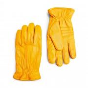 Handskmakaren Torre handskar i skinn, herr, Gul, 9