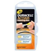 Baterija za slušni aparat Duracell DA10