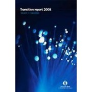 Transition Report 2008 by European Bank for Reconstruction and Dev