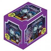 Disney Unidos (Onward). Caja de estampas. 50 sobres (200 estampas + 50 tarjetas)