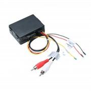 Convertidor Fibra Optica Decodificador Audio Mercedes ML/GL/Clase R COMAND APS NTG 2-2,5