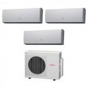 Condizionatore Fujitsu Trial Split Lu 7000+9000+12000 7+9+12 Btu Inverter Aoyg18lat3 A++