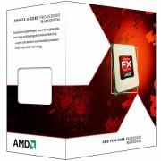 AMD CPU Desktop FX-Series X4 4300 3.8GHz,8MB,95W,AM3 box FD4300WMHKBOX