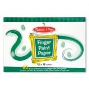 Finger Paint Paper Pad [Set of 2]