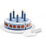 Kids Concept Tort urodzinowy Bistro niebieski