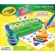 Crayola Color Wonder Magic Light Brush with Metal