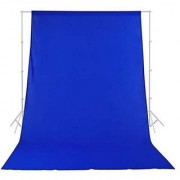 Cam Cart 8 x12 FT Blue lekera Backdrop Photo Light Studio Photography Background ( Stand Not Included )
