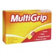 Multigrip 20 capsulas multilab