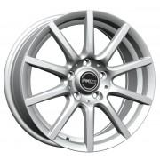 Janta Aliaj PROLINE CX100 Silber 6,5XR15 5X112 ET 45