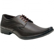 SS.International Mens Brown Formal Lace-up Shoes