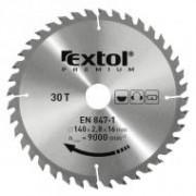 Extol Premium keményfémlapkás körfűrészlap 300×30 mm (8803247)