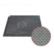 Plastová interierová podlahová kuličková deska - délka 80 cm, šířka 60 cm a výška 2,2 cm