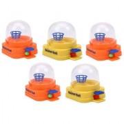 Virgo Toys Mini Basketball - (Pack of 5)