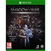 Middle-Earth Shadow Of War Silver Edition Xbox One